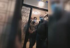Eşi ve kızının üzerine kaynar su döktüğü iddia edilen kişi tutuklandı