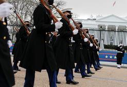 Onaylandı ABDde tam 25 bin asker...