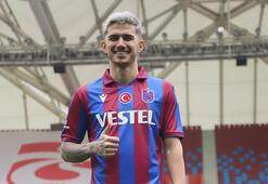 Son dakika - Trabzonsporda yeni transfer Berat Özdemire ilk 11 şansı