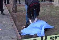 Adanada çocuk parkında korkunç cinayet