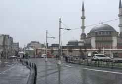 Son dakika... İstanbullular dikkat  09.00 itibarıyla bu yollar kapalı...
