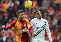 Galatasaray, Denizlispor karşısında moral arıyor Muslera...