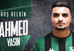 Son dakika - Denizlispor, Ahmed Yasini transfer etti