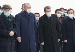 Son dakika... Sosyolog Nur Vergine veda Cumhurbaşkanı Erdoğan cenaze törenine katıldı