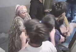 Aile boyu dayak kamerada Annemi öldürüyorlar