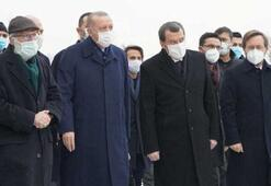 Sosyolog Nur Vergine veda Cumhurbaşkanı Erdoğan cenaze törenine katıldı