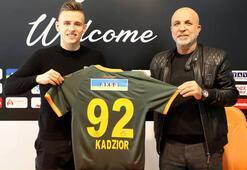 Son dakika | Alanyaspor, Damian Kadzioru transfer etti