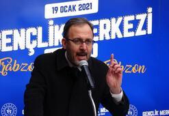 Bakan Kasapoğlu: Eren Bülbül, Türkiye'nin, Trabzon'un cesaret sembolü