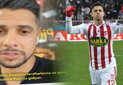 Cicinho'dan Pato'ya öneri: Sivasspor'a git