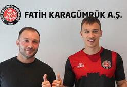 Son dakika transfer haberleri   Karagümrük, Fenerbahçeden Serhat Ahmetoğlunu kiraladı