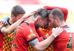 Göztepe-Gençlerbirliği: 4-0