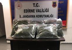 Son dakika... Edirnede ele geçirildi Piyasa değeri 4 milyon lira...