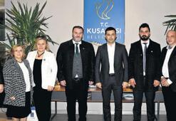 Türkiye ve Aydın için projelerini paylaştılar