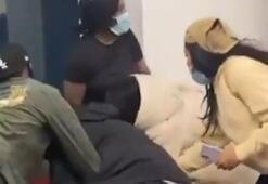ABDde havalimanında bagaj kavgası: 2 yaralı