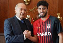 Gaziantep FK, Bilal Başacıkoğlunu transfer etti