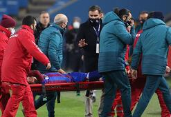 Süper Lig kulüplerinden Abdülkadir Ömüre geçmiş olsun mesajı