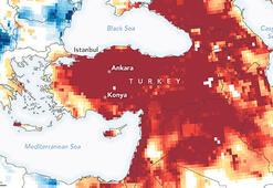 Türkiye için kuraklık uyarısı