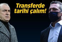 Son dakika transfer haberleri: Galatasaray anlaştı Fenerbahçe devreye girdi Transferde tarihi çalım...