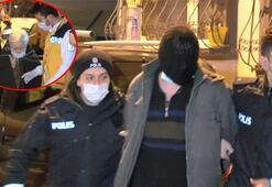 İstanbulda korku dolu gece Rehin aldı