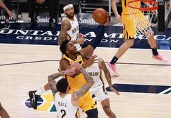 NBAda Jazz, galibiyet serisini 6 maça çıkardı