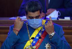 Brezilyaya yardım gönderen Maduro şov yapmakla suçlandı