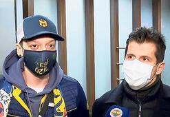Fenerbahçe taraftarından Emre Belözoğluna HGS jesti