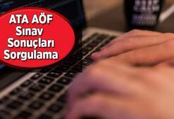 Atatürk Üniversitesi Açık Öğretim Fakültesi sınav sonuçları sorgula | ATA AÖF final sonuçları nereden sorugulanıyor