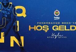 Son dakika transfer haberleri | Kyle OQuinn resmen Fenerbahçe Bekoda