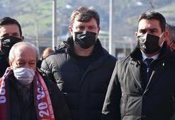 Samsunsporun 32 yıllık acısı Sağlamdan açıklama...