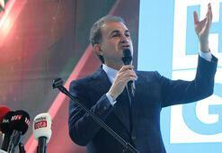 Ömer Çelik: Türkiye düşmanlarının diliyle Cumhurbaşkanımıza saldırdılar