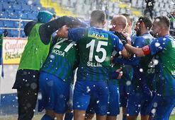 Çaykur Rizespor-Gaziantep FK: 3-0