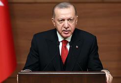 Son dakika: Cumhurbaşkanı Erdoğandan dil mesajı: Sahip çıkmayan milletler devrilmeye mahkumdur