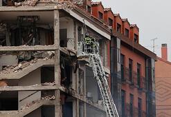 Son dakika... İspanyada patlama Başkent Madrid sarsıldı
