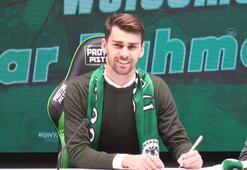 Konyaspor, Boşnak futbolcu Rahmanovici transfer etti