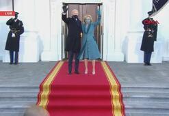 ABD Başkanı Joe Biden Beyaz Sarayda