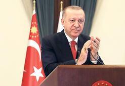 Cumhurbaşkanı Erdoğan'dan 'yüzde 50+1' yorumu: Bekleyenler hiç kusura bakmasın