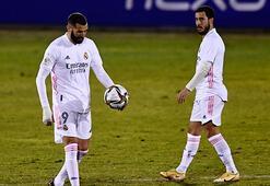 Alcoyano, Real Madridi İspanya Kral Kupası elemeyi başardı
