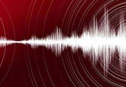 Son dakika... Ege Denizinde peş peşe depremler