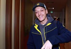 Son dakika | Mesut Özilin forma giyeceği maç belli oldu