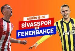 Sivasspor - Fenerbahçe maçıTek Maç ve Canlı Bahis seçenekleriyle Misli.com'da
