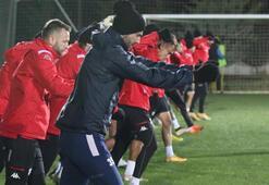 Antalyasporda Konyaspor maçı öncesi 6 eksik