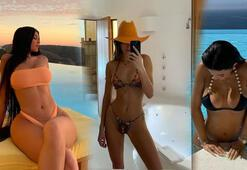 Kylie Jenner, 2021in ilk lüks tatiline çıktı