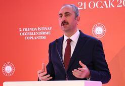 Son dakika Adalet Bakanı Gülden reform açıklaması