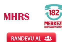 MHRS randevusu nasıl alınır Hastane randevu alma numarası kaç