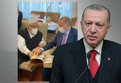 Son dakika... Cumhurbaşkanı Erdoğanın Nedim Urhana ziyareti sonrası dikkat çeken yorum