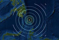 Son dakika: Ülke şokta... 7 büyüklüğünde deprem