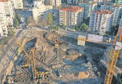 71 binada inşaat başladı