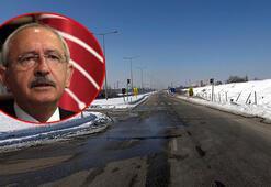 Sözde Cumhurbaşkanı sözü nedeniyle Kılıçdaroğlunun ismi bulvardan silindi