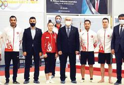 Vali Köşger'den şampiyonlara ziyaret
