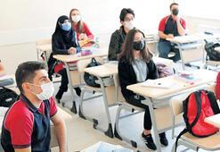 8 ve 12. sınıflarda kursa devam